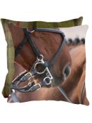 Grayson Classic Countryside Kissen The Horses Mout