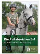 Prüfungsbuch Die Reitabzeichen 5-1