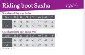 QHP Sasha Adult breit Reitstiefel